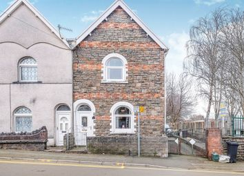 Thumbnail 2 bed semi-detached house for sale in School Road, Neath