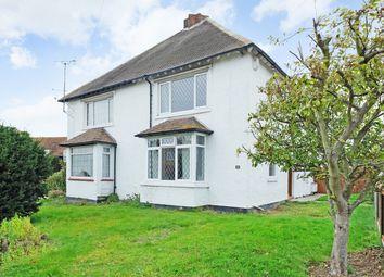 Thumbnail 2 bed semi-detached house for sale in Eddington Lane, Herne Bay, Kent
