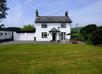 Thumbnail 5 bed detached house for sale in Penegoes, Machynlleth