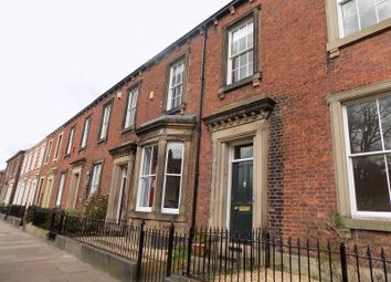 Thumbnail 4 bed terraced house to rent in Chiswick Street, Carlisle