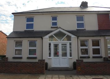 Thumbnail 4 bed semi-detached house to rent in Waverley Road, Portsmouth