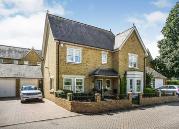 Thumbnail 4 bed detached house for sale in Parsley Way, Maidstone
