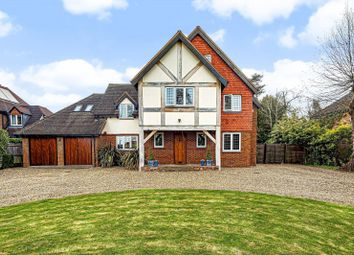 Thumbnail 6 bed detached house for sale in Oakdene, Forest Road, East Horsley