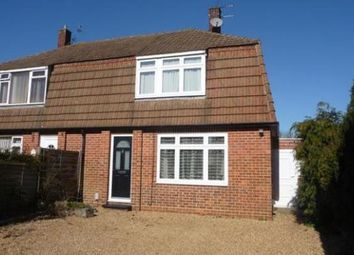 Thumbnail 3 bedroom semi-detached house to rent in Upper College Ride, Camberley