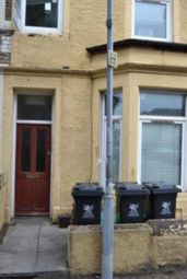 Thumbnail 3 bed flat to rent in Keppoch Street, Roath, Cardiff