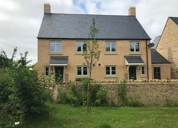 Thumbnail 4 bed semi-detached house for sale in Tetbury Industrial Estate, Cirencester Road, Tetbury