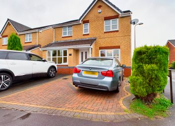 Thumbnail 4 bed detached house to rent in Herbert Thomas Way, Birchgrove, Swansea