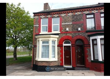 Thumbnail 3 bedroom end terrace house to rent in Woodbine Street, Liverpool