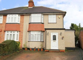 Thumbnail 4 bed semi-detached house for sale in Harries Road, Hayes