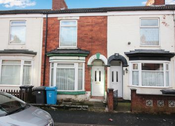 3 bed terraced house for sale in Mersey Street, Hull, North Humberside HU8