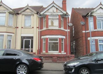 Thumbnail 3 bed semi-detached house to rent in Princes Avenue, Nuneaton, Warwickshire