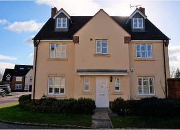 Thumbnail 6 bedroom detached house for sale in Gloucester Avenue, Shinfield Reading