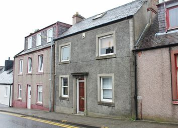 Thumbnail 3 bed terraced house for sale in 35 High Street, Stranraer