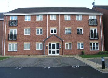 Thumbnail 2 bedroom flat for sale in Century Way, Halesowen