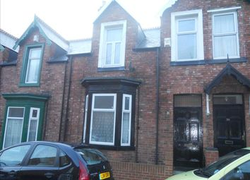 Thumbnail 4 bedroom terraced house to rent in Lorne Terrace, Sunderland