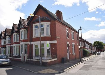 Thumbnail 3 bed end terrace house for sale in Downham Road, Tranmere, Merseyside
