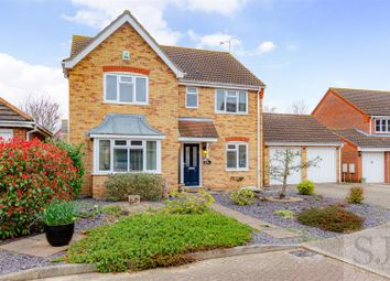 Thumbnail 4 bed detached house for sale in Roman Way, Burnham-On-Crouch