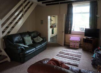 Thumbnail 2 bedroom terraced house for sale in Heron Street, Stoke-On-Trent