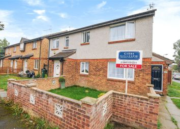 Thumbnail 1 bedroom end terrace house for sale in Rabournmead Drive, Northolt, Middlesex