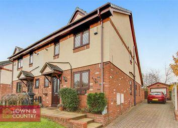 Thumbnail 3 bed semi-detached house for sale in Thornfields, Shotton, Deeside, Flintshire