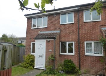 Thumbnail 1 bedroom end terrace house for sale in Kings Road, Glemsford, Sudbury