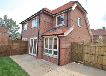 Thumbnail 2 bedroom semi-detached house for sale in Shepard Place, Pangbourne, Reading