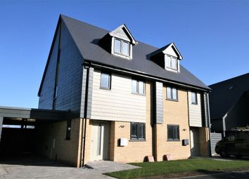 3 bed semi-detached house for sale in 6 Commodores Close, Minster On Sea ME12