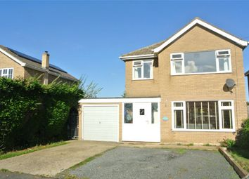 Thumbnail 3 bed detached house for sale in Stephenson Way, Bourne, Lincolnshire
