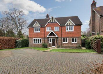 Thumbnail 6 bedroom detached house for sale in Hedgecourt Place, Felbridge, Surrey