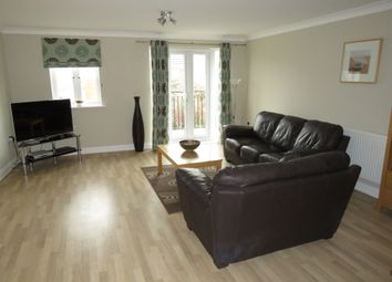 Thumbnail 5 bed town house for sale in Boleyn Avenue, Sugar Way, Peterborough