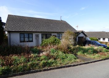 Thumbnail Bungalow for sale in Gostwyck Close, North Tawton