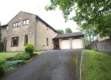 Thumbnail 4 bedroom detached house for sale in Spring Bank Lane, Bamford, Rochdale, Greater Manchester