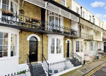 Thumbnail 1 bed flat for sale in Kent Terrace, Ramsgate, Kent