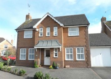 Thumbnail 3 bed detached house to rent in Azalea Close, Lutterworth