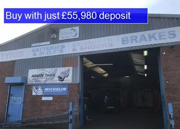 Commercial property for sale in Harbord Street, Edge Hill, Liverpool L7