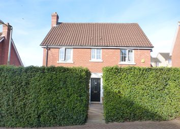 Thumbnail 4 bedroom detached house for sale in The Swale, Norwich