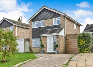 Thumbnail 3 bed detached house for sale in Eastfield Crescent, Yardley Gobion, Towcester