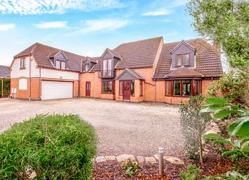 Thumbnail 5 bed detached house for sale in Church Lane, Underwood, Nottingham