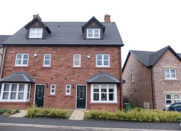 Thumbnail 4 bed semi-detached house for sale in Bishops Way, Dalston, Carlisle
