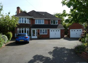 4 bed detached house for sale in Milverton Road, Knowle, Solihull. B93