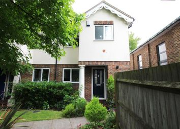 Thumbnail 3 bed end terrace house to rent in Marcus Court, Heathside Road, Woking