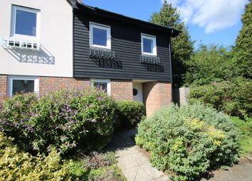 Thumbnail 3 bed semi-detached house to rent in Oak Tree Gardens, Burpham, Guildford