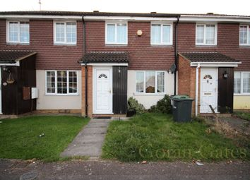 Thumbnail 3 bed terraced house to rent in Coltsfoot Green, Dunstable, Luton