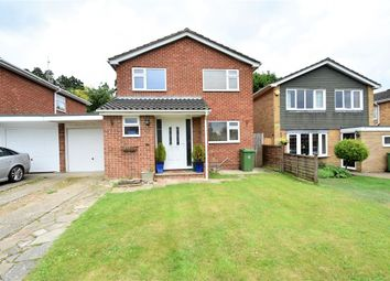 Thumbnail 4 bed detached house for sale in Bayfield Avenue, Frimley, Camberley, Surrey