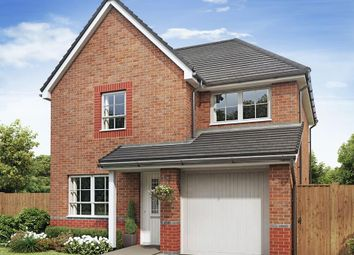 """Thumbnail 3 bed detached house for sale in """"Denby"""" at Coulson Street, Spennymoor"""