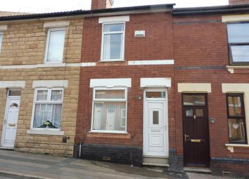Thumbnail 2 bed terraced house for sale in Peach Street, Derby