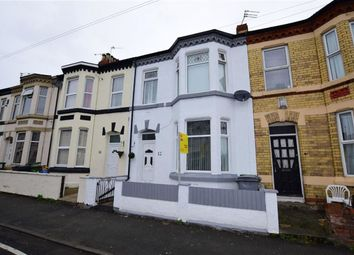 Thumbnail 3 bed terraced house to rent in Kenilworth Road, Wallasey, Merseyside