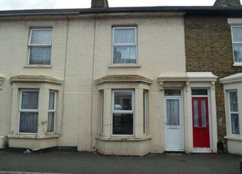 Thumbnail 2 bedroom terraced house to rent in Berridge Road, Sheerness