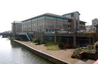 Serviced office to let in Faraday Wharf, Holt Street, Birmingham B7