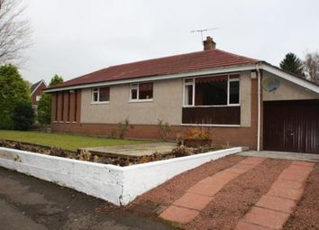 Thumbnail 4 bed bungalow for sale in Dunedin Drive, Westwood, East Kilbride